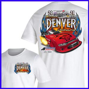 NHRA Nationals Denver Colorado T-Shirt S-5XL