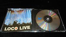 The Ramones – Loco Live Reissue CHRYSALIS UK *mint* CD