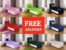Single Divan Bed With Mattress  with Storage  single base 3ft 3 ft childrens