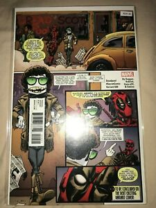 Deadpool Variant 020 - High Grade Comic Book - B24-30