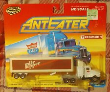 Road Champs AntEater Kentworth Ho Scale Dr Pepper Truck Semi Trailer 1990 7372