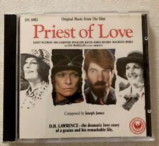 "Original Music From The Film ""Priest Of Love""1985 CD Joseph James(4)  DS 1003 UK"