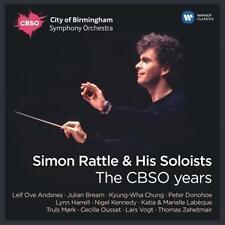 Simon Rattle & Seine Solisten von Kennedy,Andsnes,Simon Rattle,CBSO,Vogt (2016)