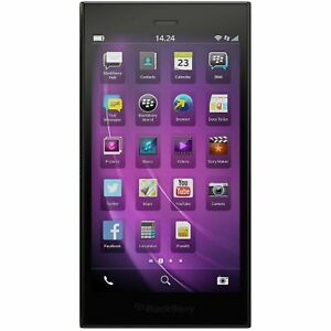 NEW BlackBerry Z3 - Black (Unlocked) GSM AT&T T-Mobile 3G WiFi Touch Smartphone