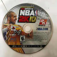 NBA 2K10 (Sony PlayStation 2, 2009) PS2 Disc Only