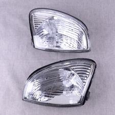 2Pcs Car Front Corner Turn Signal Lights Accessory Fit For Lexus LX470 1998-2007