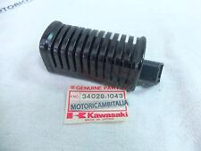 KAWASAKI 34028-1043 pedana gomma footpeg kz550 KZ700 z750 EX305 GPZ KZ700 Z550