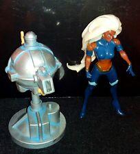 1996 Toy Biz/Marvel/X-men- Robot Fighters: STORM (Long hair version)