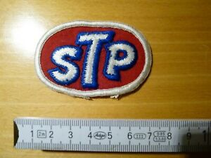 STP Motor-Sport Renn Tuning Racing Nascar Aufnäher Aufbügler Patch Sticker