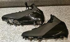 NEW Mens Sz-12.5 AS SMU Adidas Adizero 5-Star Mid Molded Football Cleat - Black
