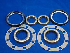 M35A2 2.5 TON COMPLETE FRONT AXLE SEAL KIT HUB SEAL M35 ROCKWELL MILITARY TRUCK