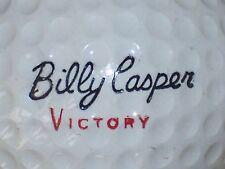1962 BILLY CASPER VICTORY #3 SIGNATURE LOGO GOLF BALL