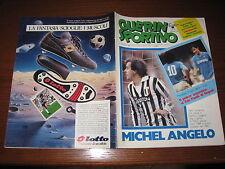 GUERIN SPORTIVO 1985/2 JUVENTUS LIVERPOOL PLATINI ROMANZO DELLE OLIMPIADI