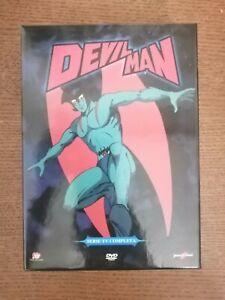 DEVIL MAN cofanetto con 8 DVD