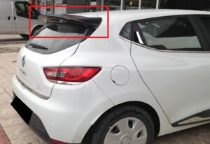 RENAULT CLIO 4 MK4 FROM 2012 SPOILER ROOF POSTERIORE NEW