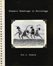 Classic Readings in Sociology-ExLibrary