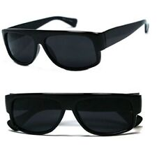 Men's BLACK OG Mad Dogger Locs Sunglasses Super Dark Lens motorcycle Shades