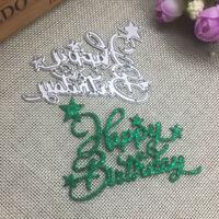 Stanzschablone Stern Birthday Hochzeit Weihnachten Geburtstag Karte Album DIY
