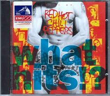 CD ALBUM RED HOT CHILI PEPPERS *WHAT HITS?*