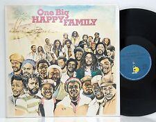 One Big Happy Family       Same    ISLAND     no barcode          NM # W