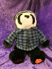 Roebuck Cuddly Classics 2015 Panda Classic Dee Sears Dan W/Tag 10th Anniversary