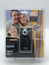 VIVITAR Black Digital Camcorder DVR882HD 720P Recording Built In Microphone