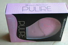 Measurable Difference Pulire Silicone Face Brush, Exfoliator & Scrubber Device