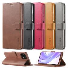 For Xiaomi Mi 11 Lite 10T Pro 5G Poco F3/X3 NFC Luxury Wallet Leather Case Cover