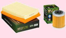 Air & Oil filter to fit Aprilia SXV  450SXV & 550SXV / Super Moto   2006-15