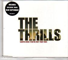 (EY393) The Thrills, Santa Cruz (You're Not That Far) - 2003 CD