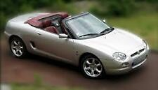 MGF custom stainless steel exhaust system,mgf exhaust