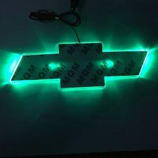 LED Car Tail Logo Auto Badge Light Green Light for Chevrolet/ Holden Cruze