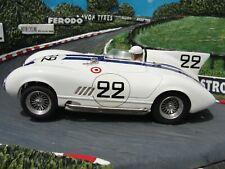 MMK RESIN CUNNINGHAM C6R 'LE MANS 1955' WHITE   #22   1:32 SLOT BNIB