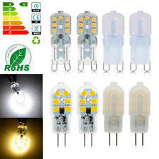 2-10X G9 G4 3W 2W 2835 SMD Led Capsule Bulb Replace Halogen Light Bulb Lamps