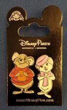 Disney trade pin The Rescuers Bernard and Bianca(I COMBINE THE P&P)