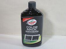 Turtle Wax Color Magic Black Car Polish, 16 oz. T374KTR