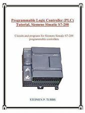 Programmable Logic Controller (PLC) Tutorial, Siemens Simatic S7-200 :...