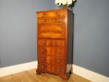 Mahogany Georgian Antique Chests of Drawers