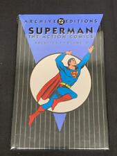 DC ARCHIVES EDITION, SUPERMAN Action Comics, VOL 5, HARD COVER, SEALED (CC2)
