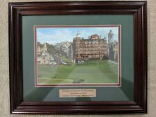 """Dream Course Collection: Saint Andrews Scotland Matted Print 16.5"""" x 13.5"""""""
