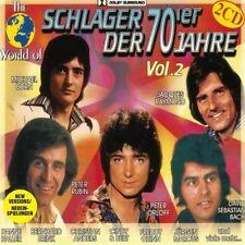 World of Schlager der 70er Jahre 2 (36 tracks) Peter Orloff, Ulli Marti.. [2 CD]