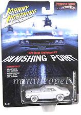 JOHNNY LIGHTNING  JLCP6001 VANISHING POINT 1970 DODGE CHALLENGER R/T 1/64 CHASE