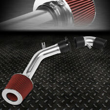 FOR 02-06 NISSAN SENTRA SE-R LIGHTWEIGHT COLD AIR INTAKE SYSTEM+RED CONE FILTER
