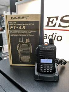 Yaesu FT-4XE ricetrasmittente Dual band VHF / UHF 5 watt