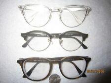 Lot of 3 Ray-Ban Eyeglasses RB 6396 4246-V 4259 BIG WIDE SEXY RETRO Men Women