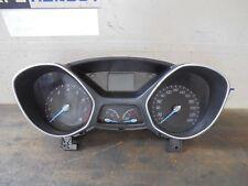 speedometer speedo instrument cluster Ford Focus III DYB BM5T10849BAE 1.0 Ecoboo