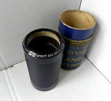 4-M-Cylinder-Record-Edison Blue Amberol-SOPRAN HEMPEL-AVE MARIA + violin ZENTAY