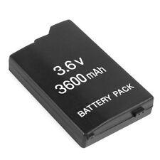 3.6V 3600mAh Li-ion Replacement Battery Pack for Sony PSP Slim 2000 3000 -UK