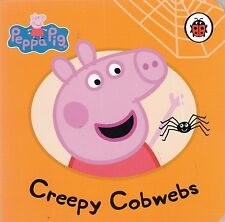 0723297932 Board Book Peppa Pig Creepy Cobwebs Very Good