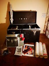 Vintage photographic home lighting studio kit Jessop's 1980s Film Prop ~ Display